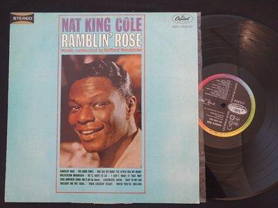 【柯南唱片】Nat King Cole (納京高) ST 1793>>澳版LP