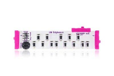 美國 littleBits 零件 (input): keyboard (8折出清)