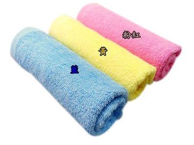 台灣製100%純棉 20兩 素面毛巾
