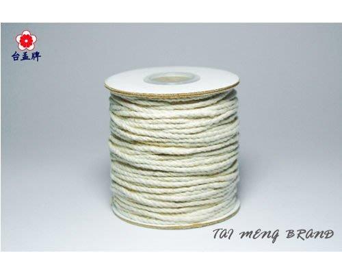 台孟牌 原色 棉繩 七種規格 (束口袋、焢肉繩、細棉繩、粗棉繩、棉線、食品繩、壽司繩、編織、手工藝、DIY、包裝、天然)