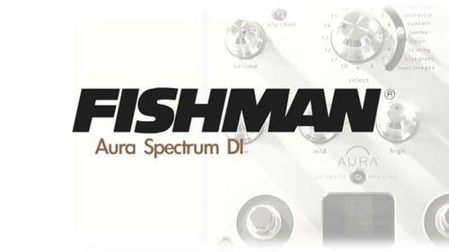 【成功樂器】Fishman Aura Spectrum DI 木吉他 單顆效果器 歡迎來電(店)洽詢
