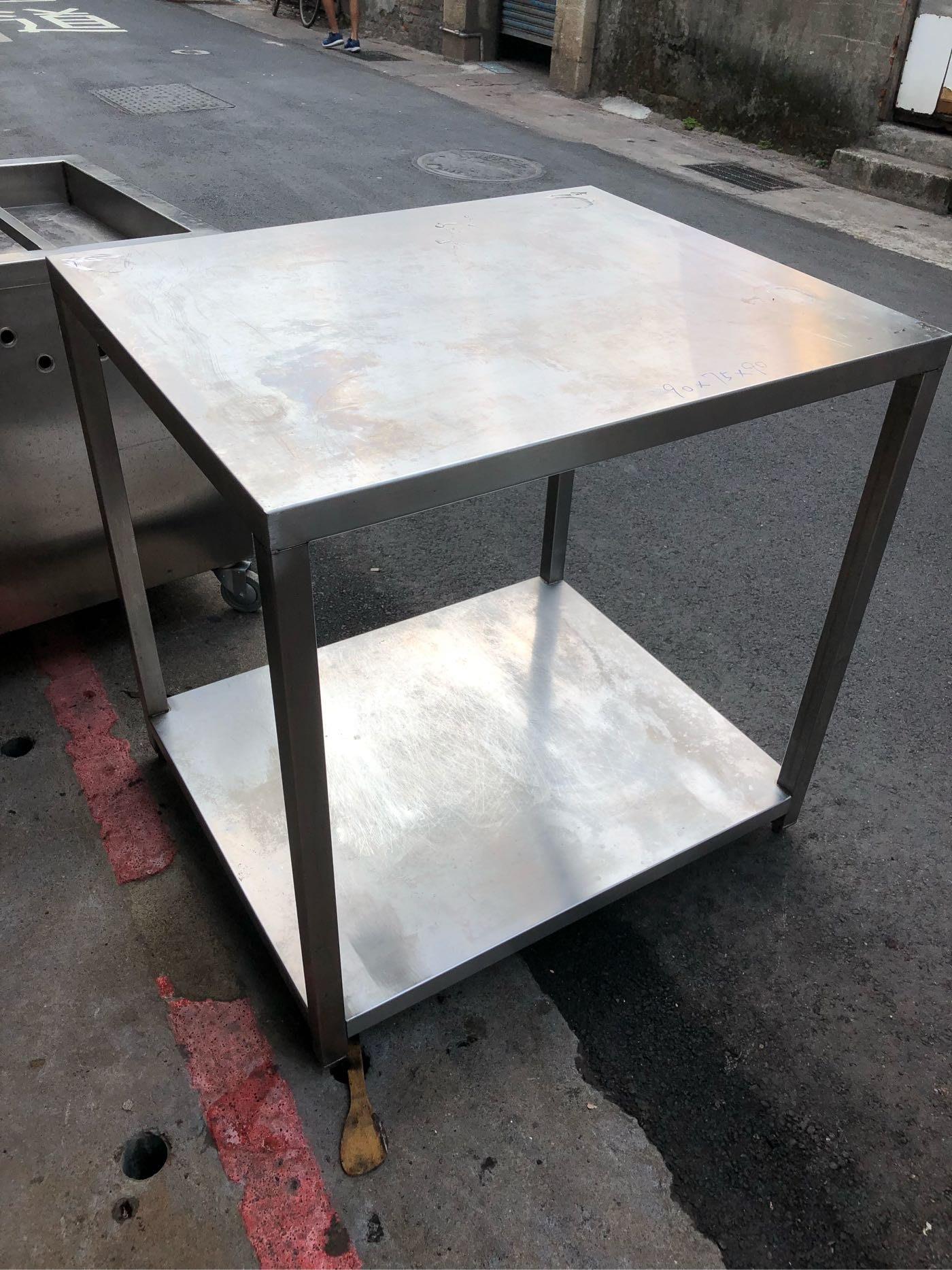 厚料工作台