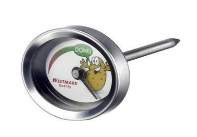 ☆*Geligo*☆德國 WESTMARK Pommi 烤馬鈴薯用不鏽鋼溫度計(2入裝) 1242 2280