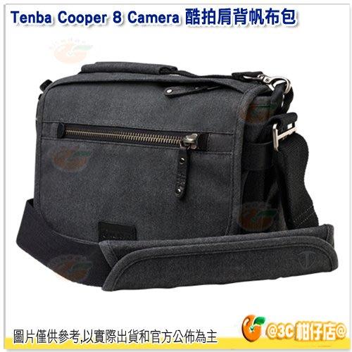 Tenba Cooper 8 Camera 酷拍肩背帆布包 637-401 公司貨 肩背包 相機包 8吋平板 iPad