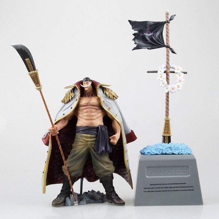 Jame's Room 海賊王 ONE PIECE 老爹 白鬍子 白鬍子+墓碑海賊王  震震果實  衣服可脫