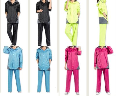 香港代購日本系風衣雨衣雨褲套裝 WPC PORTER 軍警風格 男女可用VIVI雜誌強推 騎機車專用13