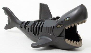 【LEGO 樂高】玩具 積木/ 神鬼奇航系列: 沉默瑪莉號 71042   單一動物: 殭屍 骷顱 大鯊魚 可吞人偶!