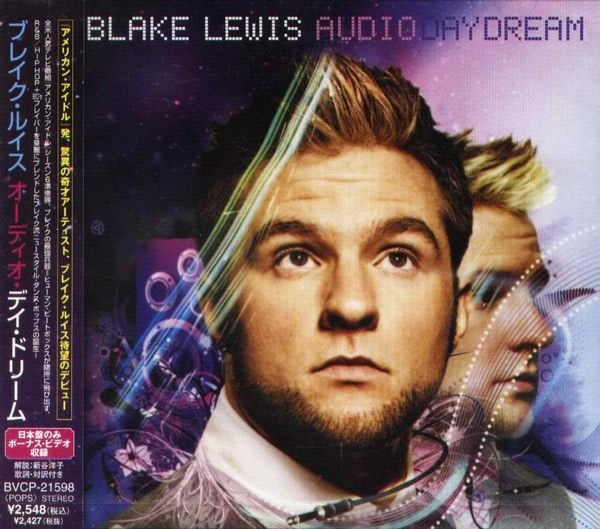 甲上唱片  Blake Lewis ~ Audio Day Dream ~ 日盤 1BO