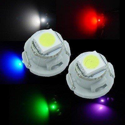 【PA LED】T4.7 SMD LED 燈泡 儀表燈/時鐘燈/排檔燈/空調燈/面板燈/中控台燈/冷氣燈