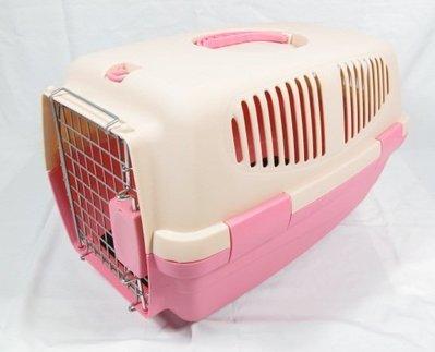 【優比寵物】時尚義大利(M款)C616運輸籠 /飛機籠 /手提籠 /提籠 /寵物籠-促銷價-