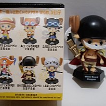 7-11 One Piece Chopper World 海賊王 WHITEBEARD CHOPPER 白鬍子索柏 一款