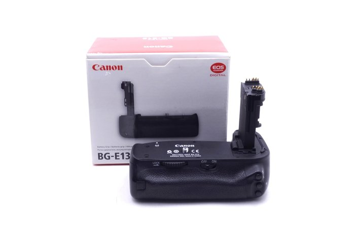 【台中青蘋果】Canon Battery Grip BG-E13 二手 電池手把 #18149