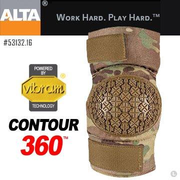 AltaCONTOUR360-AltaGrip護 肘/多地形迷彩 53132.16