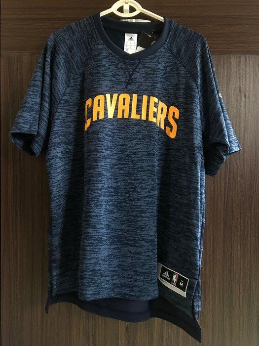 (現貨) NBA 騎士隊 Adidas On Court Shooter T-Shirt 新版訓練T