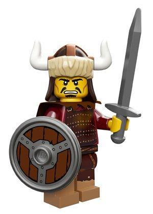 現貨【LEGO 樂高】積木/ Minifigures人偶系列: 12代人偶包抽抽樂 71007 | 匈奴可汗戰士