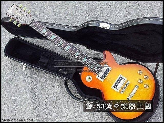 【壹品】新品到貨 限量搶購 五月天怪獸款 吉普森 Gibson Tak Matsumoto Tak Burst LP電吉他YP-21419