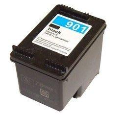 墨水王](評價8600) HP 901 XL黑色防水大肚匣/OJ 4500/4580/J4580/J4660