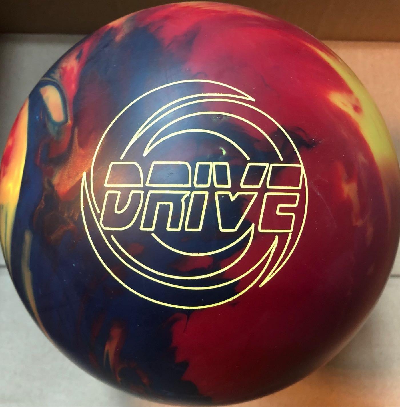 美國進口保齡球STORM品牌Drive風暴飛碟球直球玩家喜愛的品牌11磅6盎司