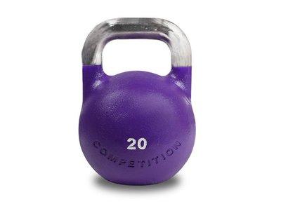XOANON【洛恩耐運動健身】壺鈴20kg 競技壺鈴 壺鈴20公斤 專業壺鈴competition kettlebell