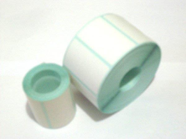 40*25 標籤貼紙 40x25 熱感貼紙 感熱貼紙 40mm*25mm [100卷價] 每卷(1000張) (免運費)