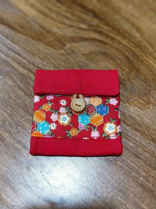 (正妺的店)紅包袋 布短夾 皮夾 錢包