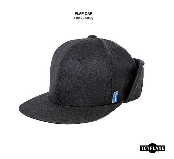 GOODFORIT / 日本品牌Toyplane Flap Cap上翻式護耳飛行帽款