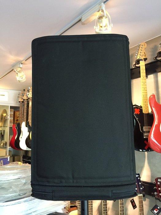 【六絃樂器】全新台灣製 Yamaha DXR15 喇叭保護套 防水套 / 舞台音響設備 專業PA器材