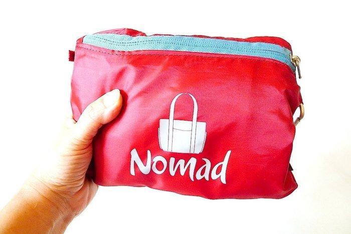 【 RGT 】全新 | Chico Bag Nomad | 美國輕旅包(櫻桃)
