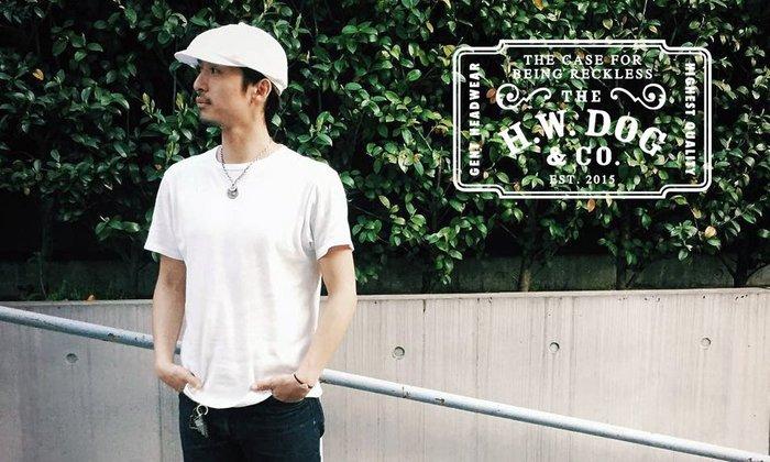 GOODFORIT / 日本廠牌H.W.DOG&CO. CASKET鎖鍊縫製八片式狩獵帽/兩色