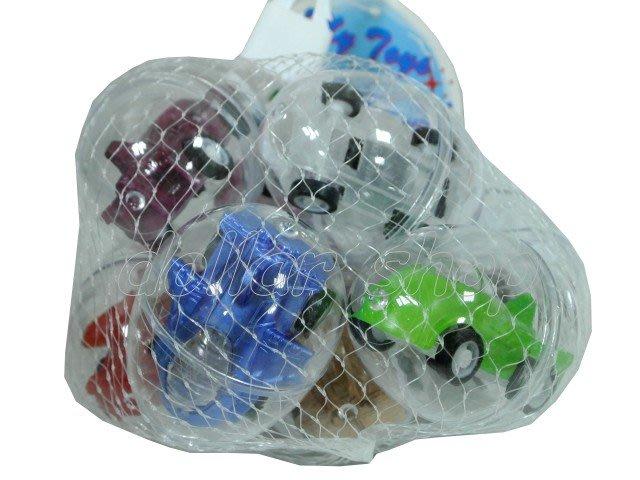 寶貝玩具屋二館☆【車車】超值網袋包裝8入蛋中飛機組(迴力小飛機組)透明蛋殼八入迴力小飛機