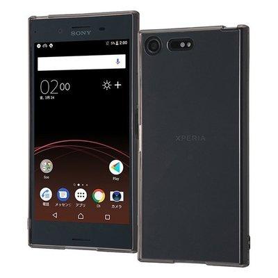 尼德斯Nydus 日本正版 背面強化 透明 TPU軟殼 清水套 Sony Xperia XZP 手機殼