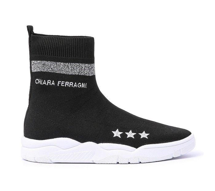 [全新真品代購-S/S18 SALE!] CHIARA FERRAGNI 襪套鞋 / 休閒鞋