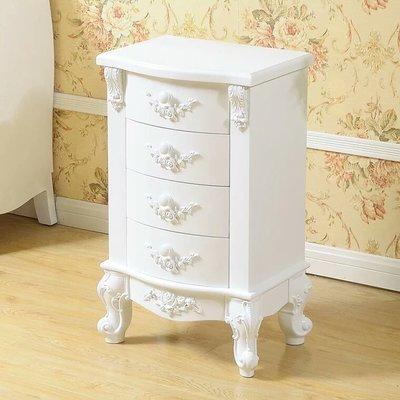 粉紅玫瑰精品屋~高檔歐式木製玫瑰雕花床...