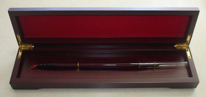 胎毛筆--紫檀胎毛筆 5-W08