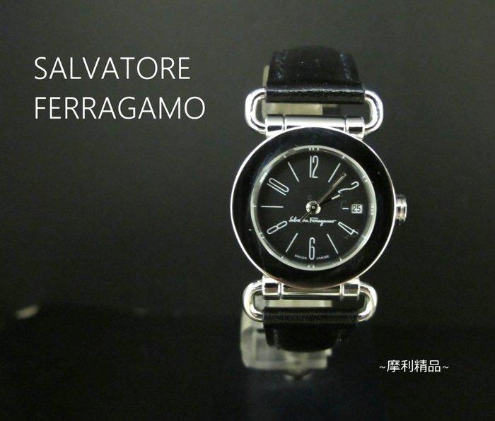 【摩利精品】 SALVATORE FERRAGAMO S系列女錶(小型)  *真品* 低價特賣