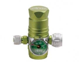 ◎ 水族之森 ◎ 台灣精品 ISTA 伊士達 CO2 單錶減壓調節閥 陽極防鏽處理(氣密式)