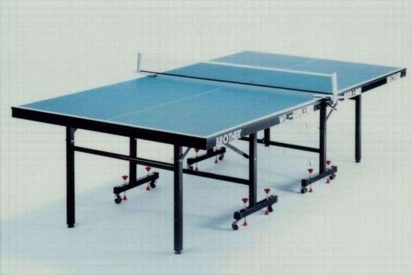 BROTHER兄弟牌上海型19m/m專業桌球台WL-889,桌框50*30MM,採進口球桌專用纖維板19mm