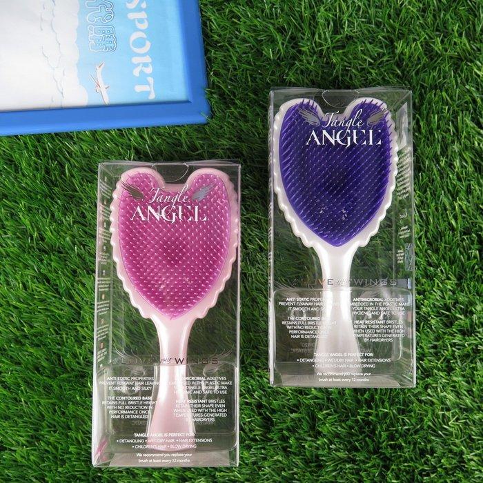 【iSport代購】 tangle angel 台灣現貨 英國 抗靜電不傷髮質 天使梳 660083- 三色