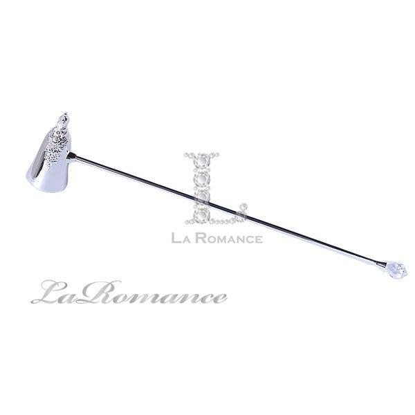 【芮洛蔓 La Romance】奢華鍍銀燭息 / 餐具
