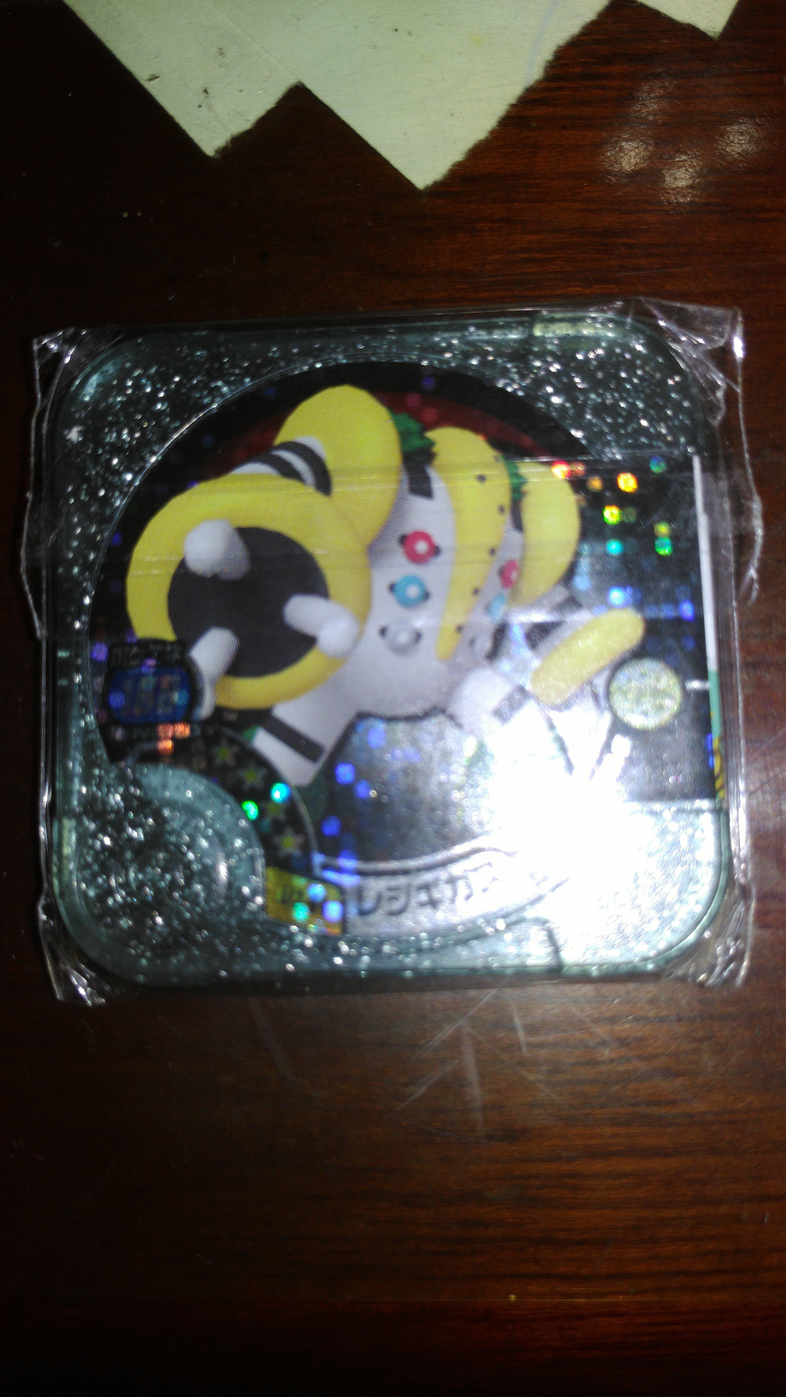 [現貨] 神奇寶貝pokemon tretta 卡匣 第九彈 雷吉奇卡斯
