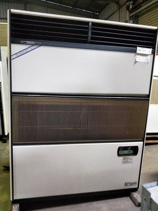 (大台北)中古大同10T水冷箱型機3φ220V(編號:TA1070302)~冷氣空調拆除回收買賣出租~