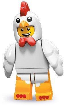 現貨【LEGO 樂高】積木/ Minifigures人偶系列: 9代人偶包抽抽樂 71000   # 7 公雞人