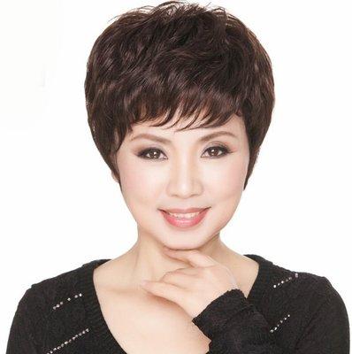 水媚兒假髮7M030♥新款女士假髮 短捲髮♥ 現貨或預購 團購批發