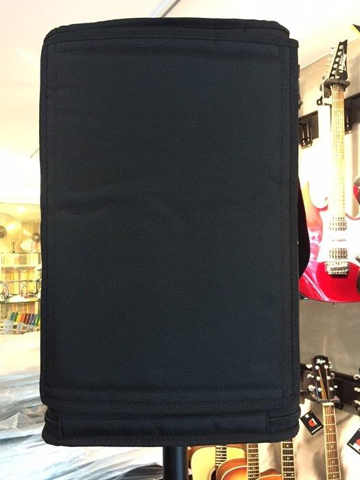 【六絃樂器】全新台灣製 Yamaha STAGEPAS 400i 喇叭保護套 防水套*2 / 舞台音響設備 專業PA器材