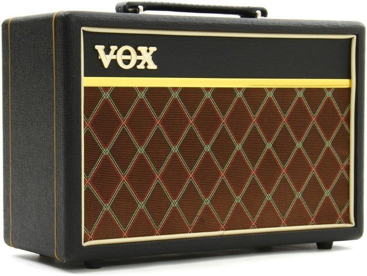 『放輕鬆樂器』全館免運費 VOX Pathfinder 10W Guitar Amplifier 10瓦 電吉他 音箱