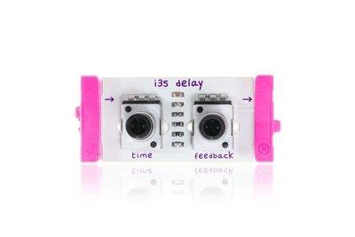 美國 littleBits 零件 (input): DELAY (8折出清)