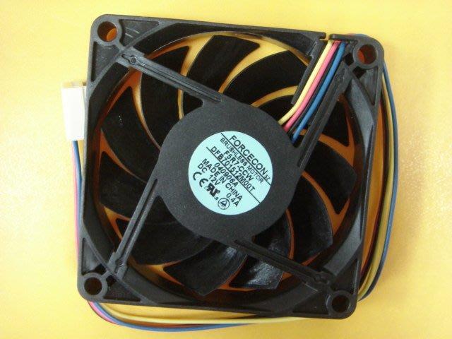 【全冠】7公分風扇7*7*1.5公分 DC12V0.4A.4線 DFB701512M00T 蠻靜的喔 (VN3914)