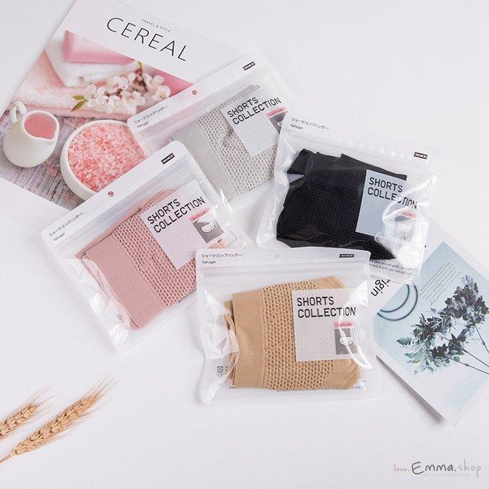 EmmaShop艾購物-外銷日本超彈性無縫3D提臀蜂巢暖宮中腰收腹棉內褲/台廠製造