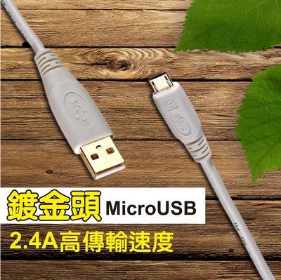 【Live168市集】IOIO Micro USB 鍍金頭 高速傳輸快充閃充充電線 1M DU02