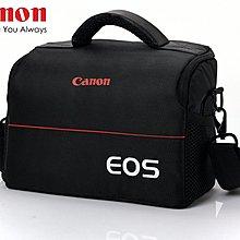 Canon 佳能 EOS 單眼相機 攝影包 相機包 一機二鏡 單肩包 側背 防水  Nik